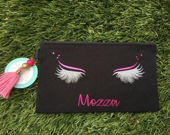 Salam Gorgeous pouch/makeup bag