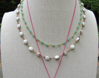 Cool For The Summer Necklace