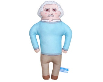 Albert Einstein Doll - LIMITED EDITION