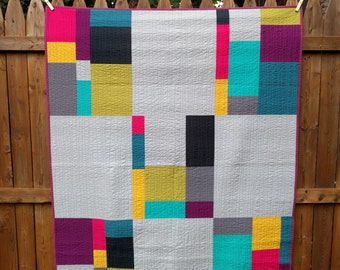 Modern Baby / Lap Quilt