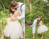 Wedding Dress Skirt Brida...