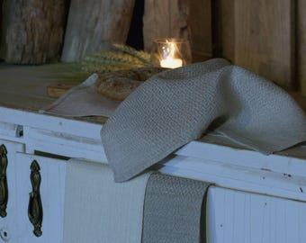 Linen  hand towel, dish towel Jenni