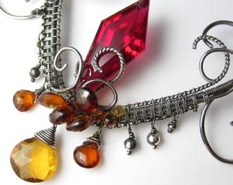 A Renaissance Romance Necklace