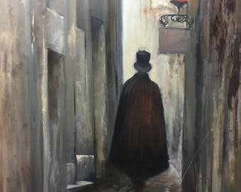 Jack the Ripper - Print