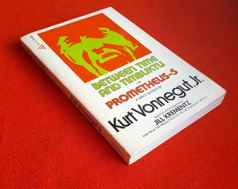 First Edition Prometheus-5 Between Time and Timbuktu Kurt Vonnegut
