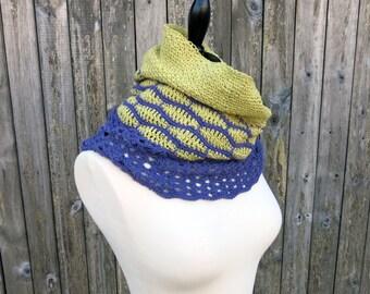 Crochet Pattern ~ Chorus Cowl ~ Crochet Pattern