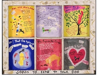 Songs You Can Sing To Your Dog