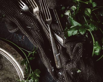 Food Photography, Food Art, Wall Art, Home Decor, Kitchen Art, Restaurant Decor, Color Photography, Vintage