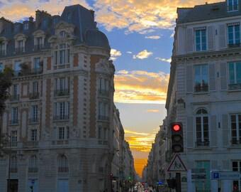 """Photo Art Paris """"PARIS sky"""""""
