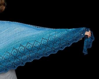 Mezzanotte Knitting Pattern