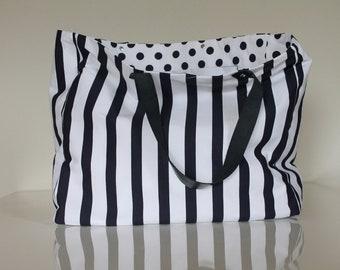Thomas striped bag