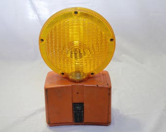 1980's Starlite 777 Railroad Warning Light/Flasher
