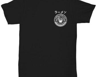 I Love Ramen Noodles - Fun T-Shirt