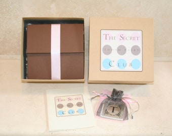 Girl Tooth Fairy Kit - Personalized