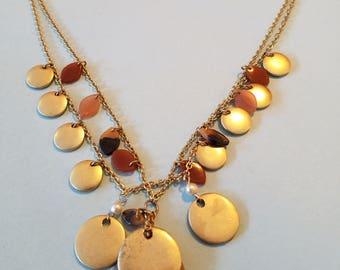 Vintage Volm necklace, volm necklace, vintage volm, volm, necklace