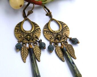 Earrings - ethnic earrings