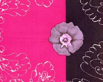 Rare Tina Givens Treetop Fancy Gillian's Corner Color Raspberry