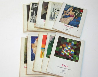Little Library Of Art Book Collection