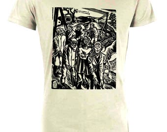 Blind leading the blind - t-shirt