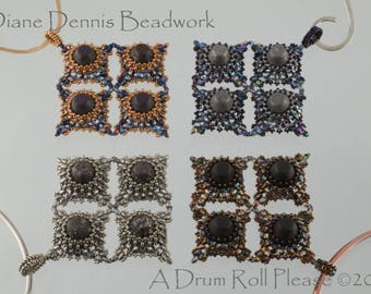 A Drum Roll Please Pendant Kit