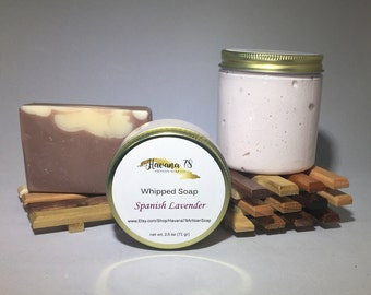 Whipped Soap