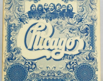 Chicago - VI Album Columbia Records 1973 Original Vintage Vinyl Record LP