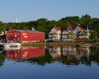 Baddeck, Early Morning