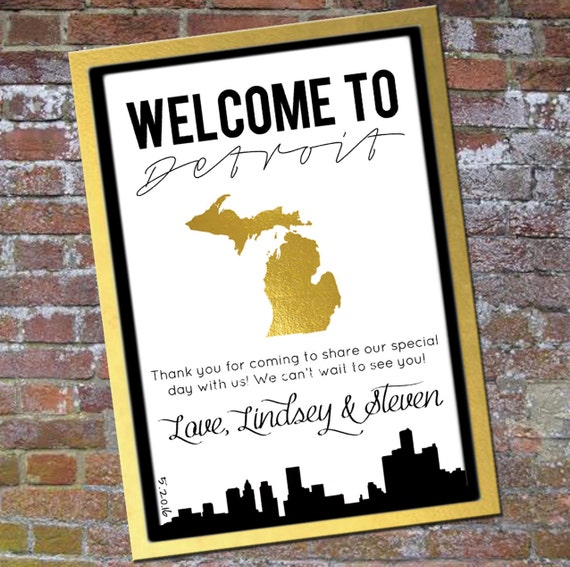 Destination Wedding Hotel Guest Welcome Gift Bag Tag Printable