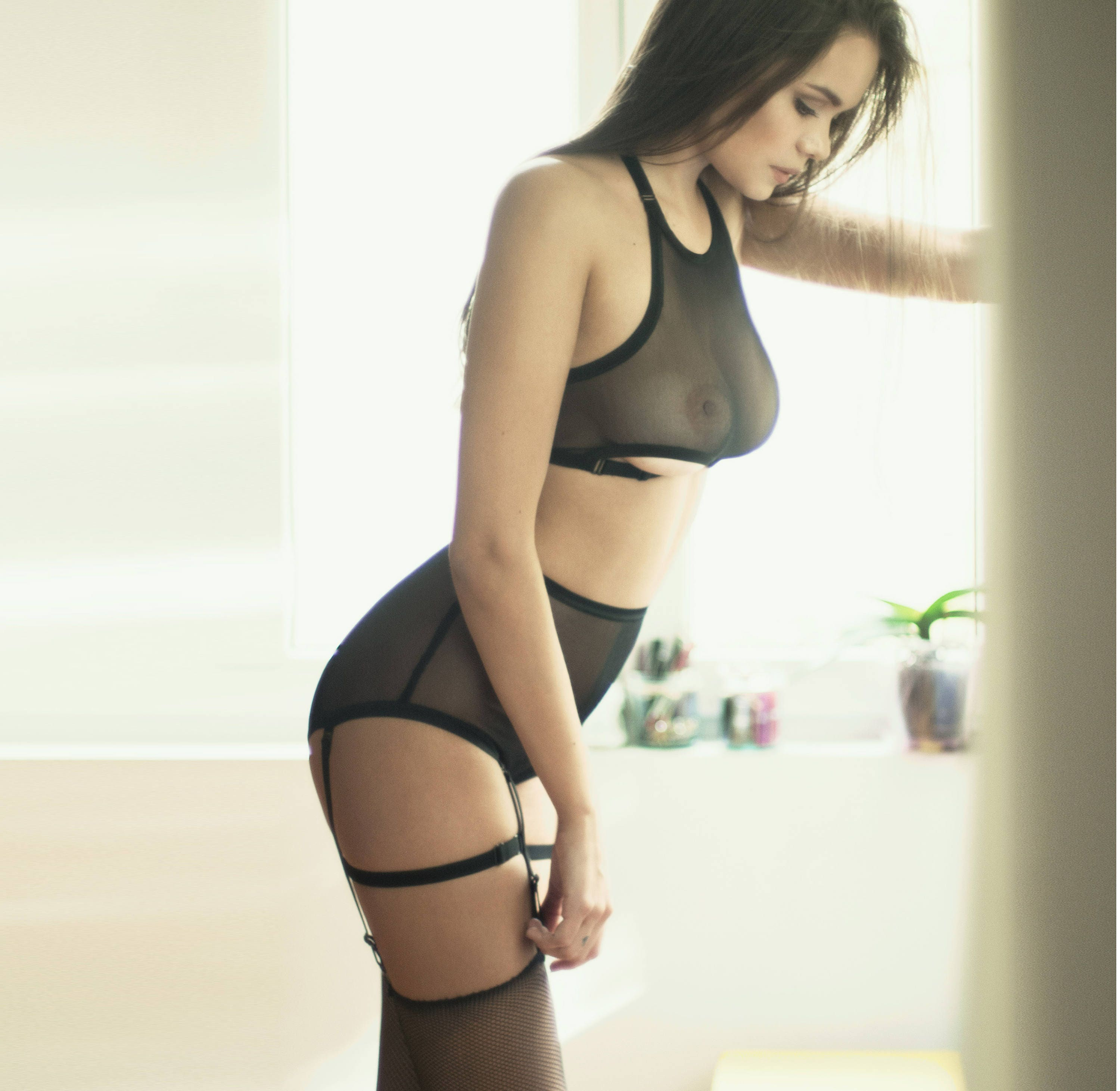 Normal lady treffe gute Jungs online sensual and