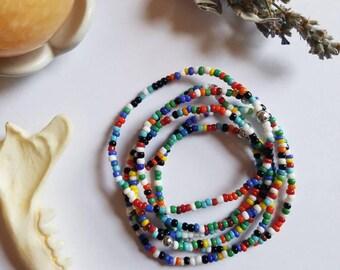 Friendship Bracelets - Boho Bracelet Stack - 90s Bracelets - Friendship Bracelet - Bff Gifts - Matching Bracelets - Best Friends Bracelets