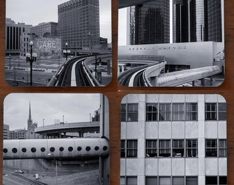 COASTER - Detroit People Mover