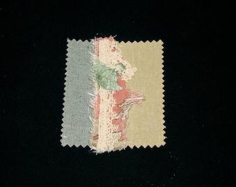 Handmade Journal Embellishment Pocket