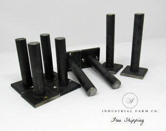 Floating Shelf Bracket – Heavy Duty Steel Bracket for Hidden Shelf
