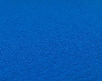 Brilliant Blue Felt Sheets - 6 pcs - Rainbow Classic Eco Fi Craft Felt Supplies
