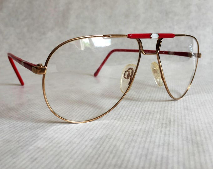 Renato Balestra Sistina Vintage Glasses Made in West Germany-  New Old Stock