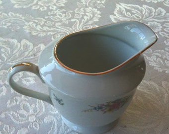 vintage creamer - Candlelight by Bristol China