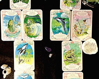 Decisions, Decisions - Stuck? Get insight on the choices available to you. Intuitive psychic tarot oracle card divination reading