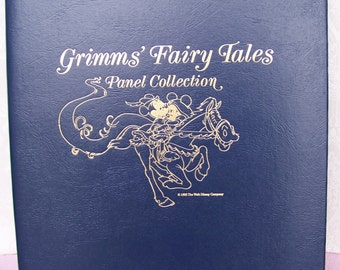 Grimms' Fairy Tales Postal Commemorative Society Stamps Over 75 Stamps
