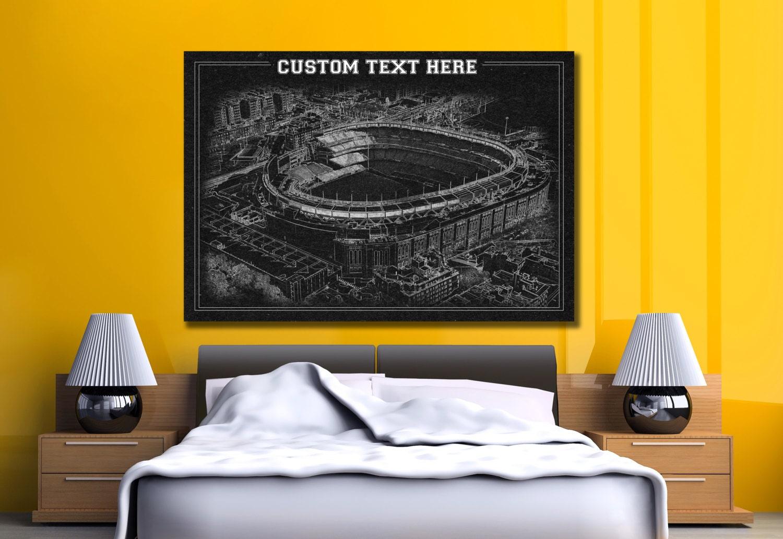 CUSTOM - Your Pro Sports Team Stadium Diagram Interior or Exterior ...