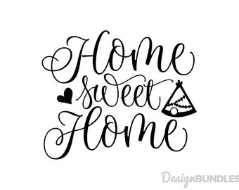 nothing sweeter then home sweet home