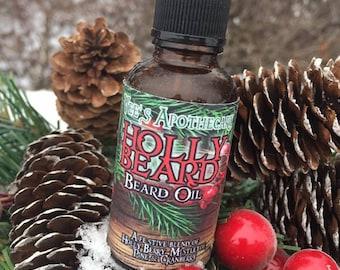 Holly Beard Oil