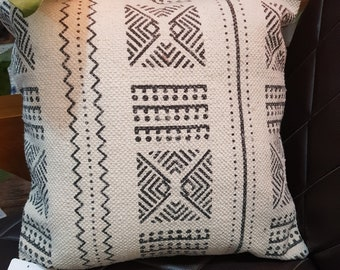 CANVAS PRINTED CUSHION