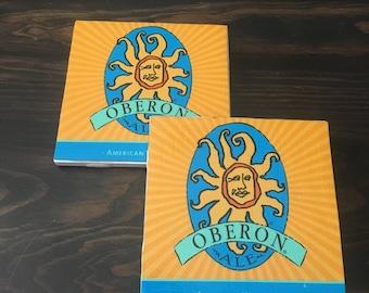 Oberon Beer Coasters (Set of 2)