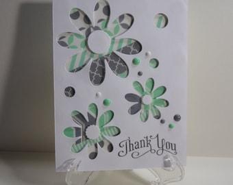 Thank you Friend Daisy Card
