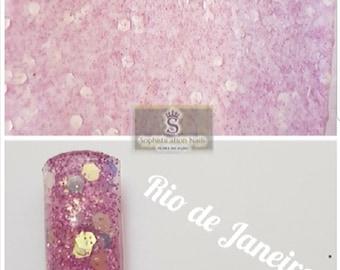 Resin acrylic nails 10gr Rio de Janeiro