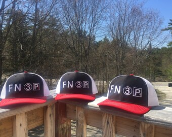 FN3P Snapback Golf Hat