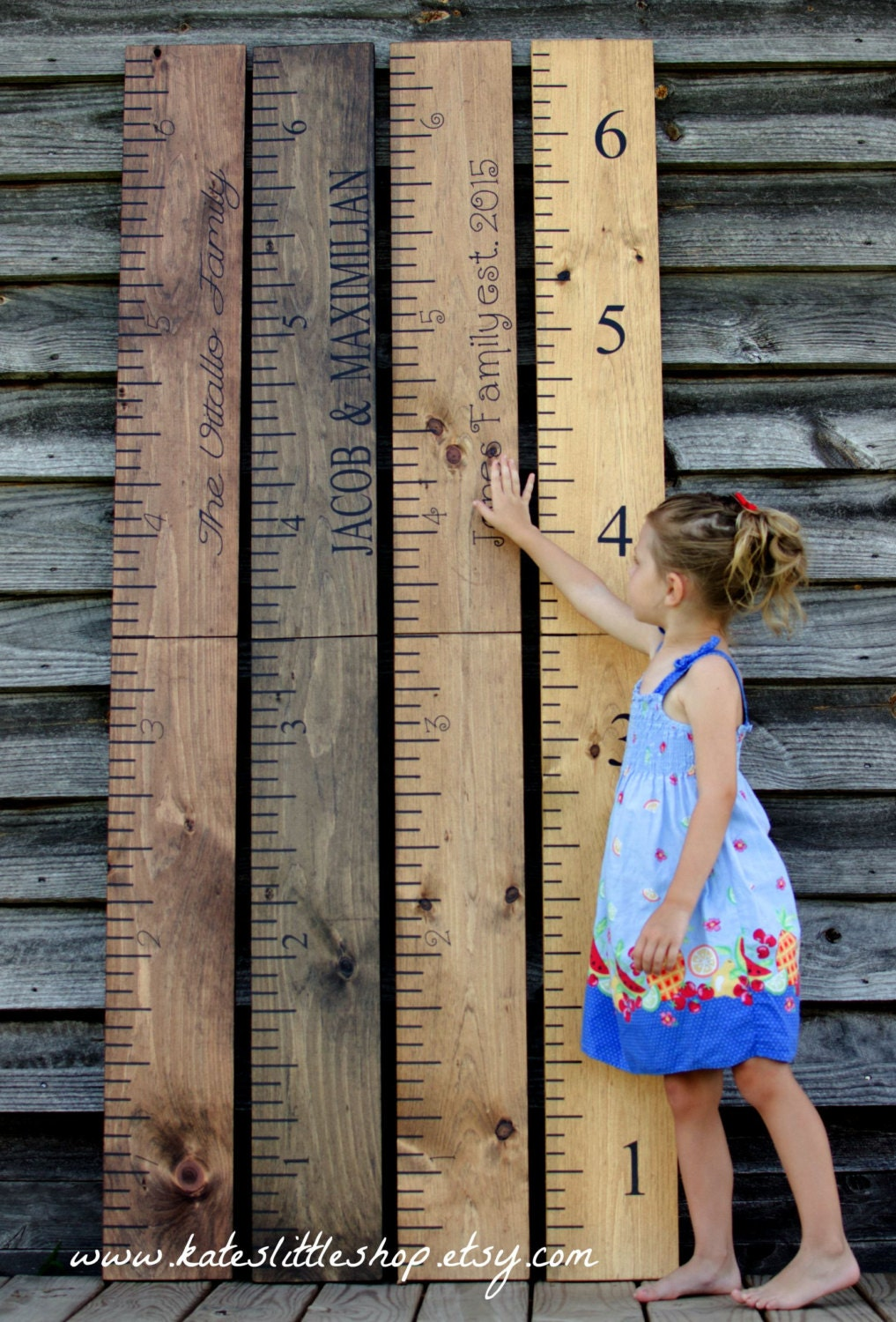 Giant ruler premium wide ruler giant wooden growth chart zoom nvjuhfo Gallery