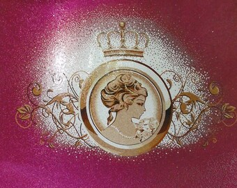 Mosaic Art - Queen Victoria