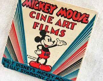 Original 1960s Donald Duck 8mm film