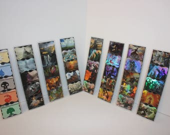 Magic the Gathering Bookmark